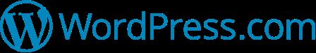 Logoul serviciului de găzduire WordPress.com